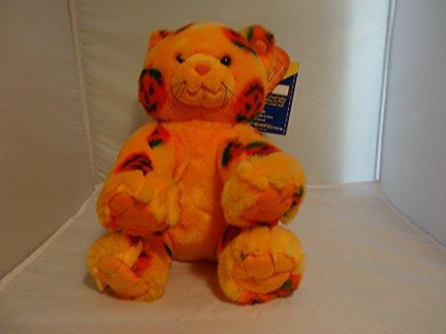 (Build-A-Bear 14 inch Pumpkin Fun Kitty Orange Halloween)