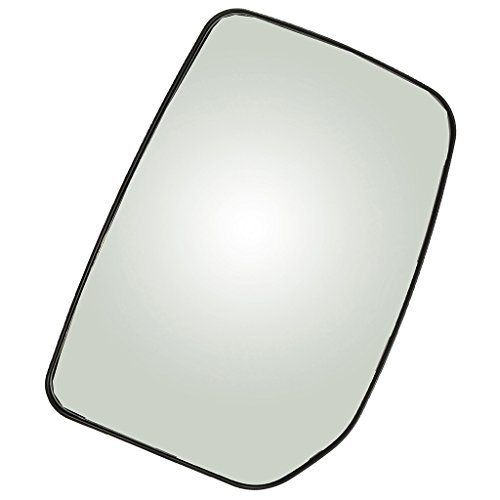 HND-JZ 2002 to 2004 Silver Door Mirror Glass RH Driver Side