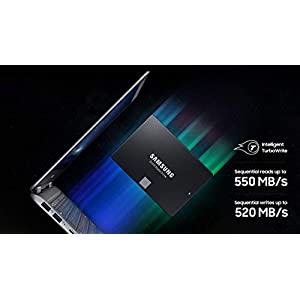 "Samsung 860 EVO 500GB SATA 2.5"" Internal SSD (MZ-76E500/AM) [Canada Version]"