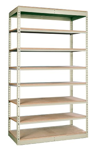Single Rivet Shelving Units - 3