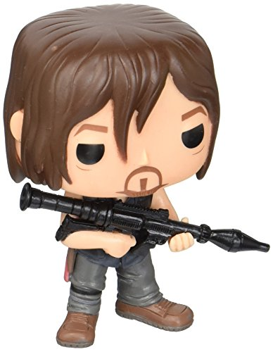 Funko POP  Daryl (Rocket Launcher) Action Figure