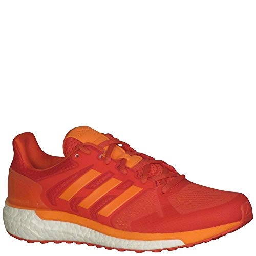 adidas Women's Supernova ST Running Shoes Real Coral/Hi Res Orange/Hi Res Red 7 B(M) US