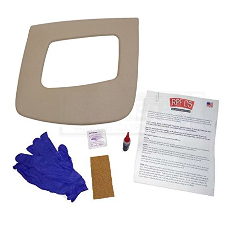 Eckler's Premier Quality Products 25356895 Corvette Heads Up Display Bezel Repair Kit Light Oak (Code - Kit Complete C5 Body
