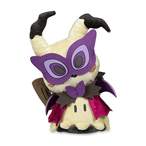 Pokémon Center: Eerie Delights Mimikyu Noibat Poké Plush, 9.5 Inch -