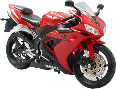buy maisto yamaha yzf r1 sport bike scale 1 12 online at low prices