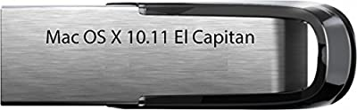 Mac OS X 10.11 El Capitan Full OS Install (USB 3.0) - Reinstall / Recovery Upgrade Downgrade / Repair Utility Factory Reset Disc Flash Drive Disk