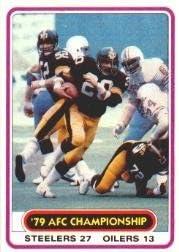 1990 Collegiate Collection University of Notre Dame #41 Rocky Bleier Card