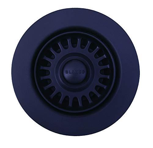 BLANCO 441090 Kitchen Sink Decorative Drain Basket Strainer, 3.5