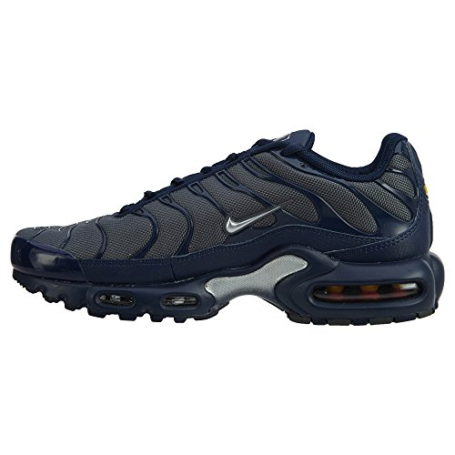 852630 Corsa Scarpe metallic Tennis Uomo Silver Grey Nike Air Da Max Plus Dark PY0x4tqw