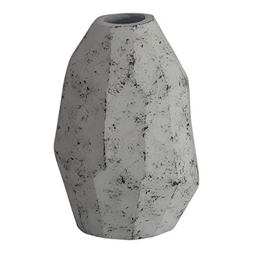 Amazon.com: Moe's Home Collection Neptune Vase Cream White ... on zipper hat, zipper mask, zipper bracelet, zipper wall, zipper painting, zipper car, zipper doll,