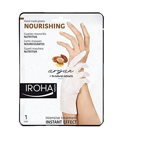 Iroha Guanto Maschera–Argan Glove Mask, 2pezzi 659407