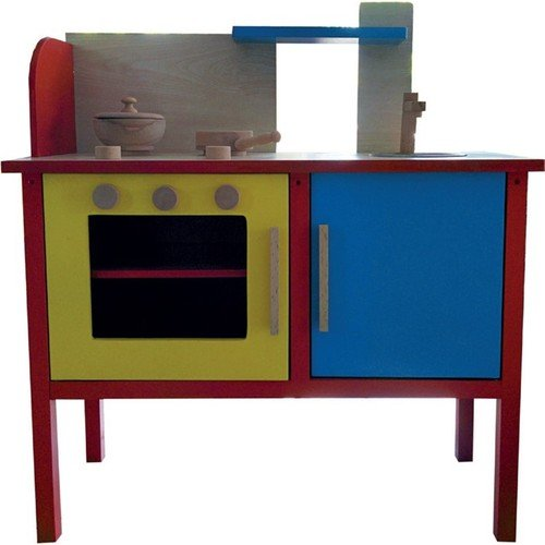 Serra Baby Wooden Indoor Kitchen Bebeji Bj-J327 by Serra Baby