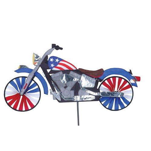 Vehšªculo Wind Spinner - Motocicleta - Patriš®tico (32 ...