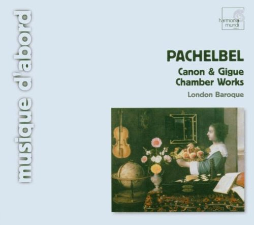 London Baroque Canon & Gigue Other