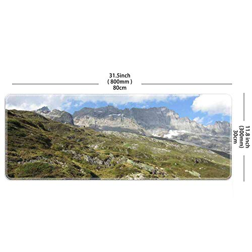 Mouse Pad Rectangle Mouse Pad Alps Switzerland