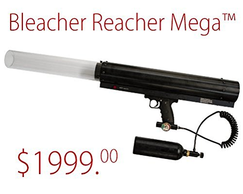 The Orginal T-shirt Launcher - The Bleacher Reacher Mega - by The Orginal T-shirt Launcher