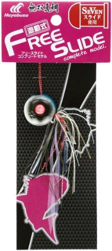 ハヤブサ(Hayabusa) ルアー 無双真鯛 フリースライド コンプリートモデル 18号 ブルーシャッド/ベイトフィッシュ SE120-18/11-5の商品画像