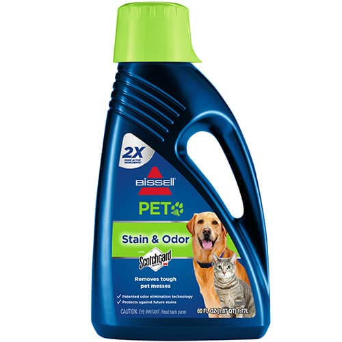 BISSELL 2X Pet Stain & Odor Full