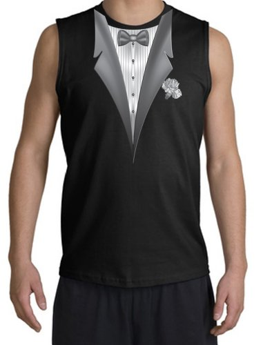 TUXED (Adult Muscle Suit)