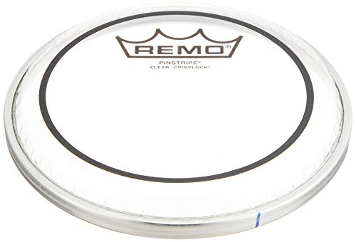 Pinstripe Remo Head Clear - Remo PS0306-MP Clear Pinstripe Marching Tenor Drum Head (6-Inch)