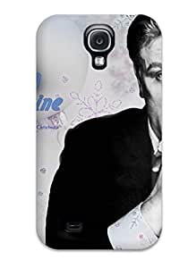 Galaxy Case For Galaxy S4 With Nice Michael Caine Appearance