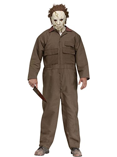 [Michael Myers Adult Costume - Standard] (Michael Myers Costumes For Adults)
