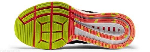 orange 10 Mujer Nike Silber Air Para Vomero Naranja Zapatillas Zoom Wmns w4qaz