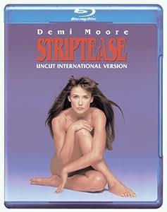 Striptease (Uncut Int'l version) (BD) [Blu-ray]