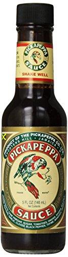 Pickapeppa Sauce, 5 oz (5 Oz Steak Sauce)
