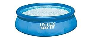 Intex piscina hinchable 244x76 cm litros 28110np - Amazon piscinas hinchables ...