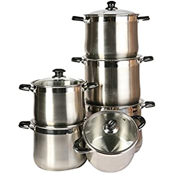 Neware Stainless Steel Stock Pot (15Qt)