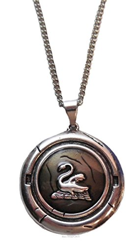 [Once Upon a Time TV Series EMMA SWAN Talisman PENDANT w/ 18