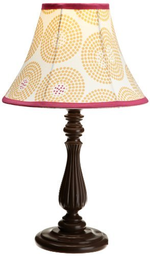 CoCaLo Iris Lamp Base and Shade (Discontinued by Manufacturer) by Cocalo