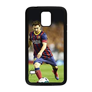 Messi Phone Case for Samsung Galaxy S5 Case by lolosakes