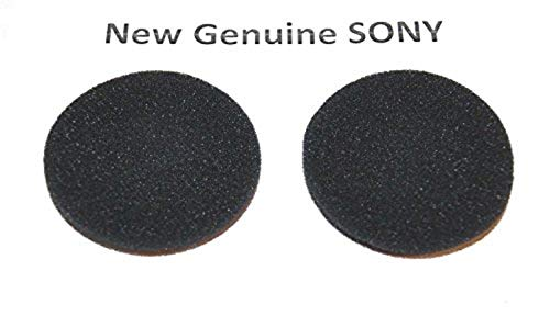 Genuine Replacement Ear Pads cushions for SONY MDR-IF140, MDR-IF140K, MDR-IF240R, MDR-IF240RK, MDR-IF240RKU Headphones - 1 pair (2 pieces)