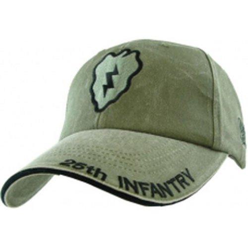 (Eagle Crest U.S. Army 25th Infantry Cap)