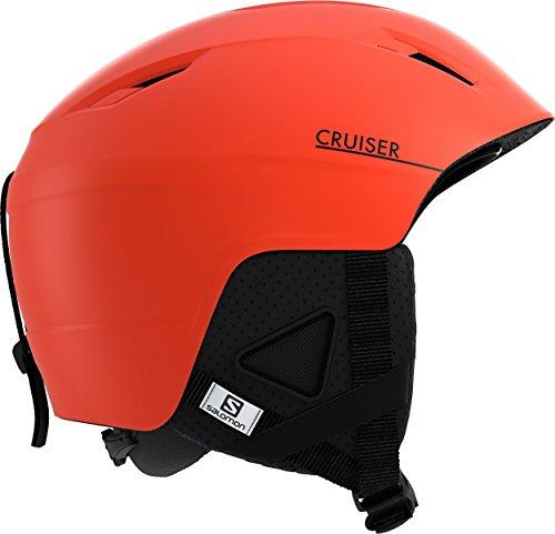 Salomon Cruiser Square+ Helmet, Large/59-62cm, Orangeade