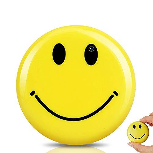 Smiley Face Hidden Camera