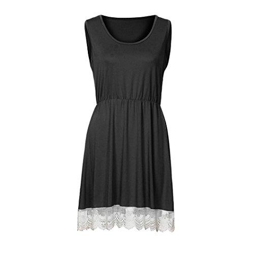 542b01b00830 Sommerkleid Damen Partykleid High Waist Schulterfrei Damen Kleider  Sleeveless Beach Kleid Elegant Sleeveless Beach Kleid Elegant ...