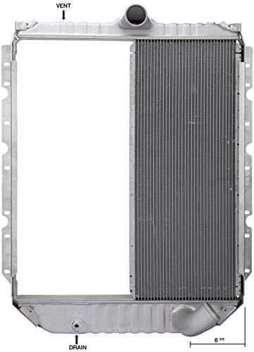 Spectra Premium 2006-3506A Industrial Complete Radiator ()