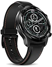 Ticwatch Pro 3 GPS Smartwatch for Men and Women, Qualcomm® Snapdragon Wear™ 4100 Platform,Wear OS by Google, Dual-Layer Display 2.0, Up to 3 Days Long Battery Life