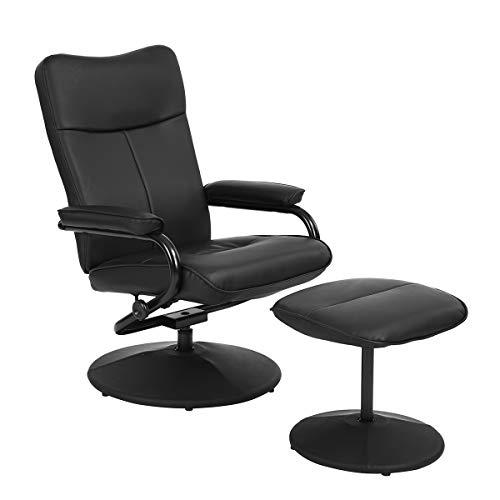 HomyCasa Leisure Office Recliner Chair Ergonomic Design Racing...