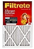 Filtrete 16x20x1 Allergen Defense Home Air-filters **11-Pack**