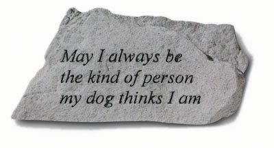 Cheap Kay Berry Inc May I Always be The Kind of Person… Wall Décor, Multicolor