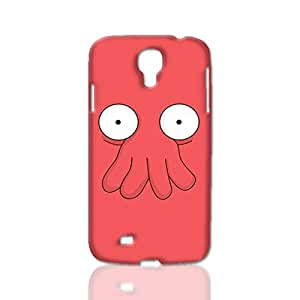 Zoidberg Pattern Image - Protective 3d Rough Case Cover - Hard Plastic 3D Case - For Samsung Galaxy S4 i9500