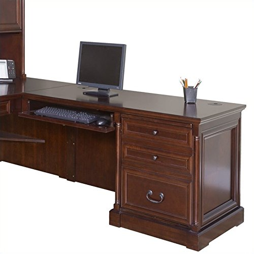 Martin Furniture Tribeca Loft Black 2-Drawer Lateral File Cabinet - Fully Assembled by Martin Furniture (Image #6)