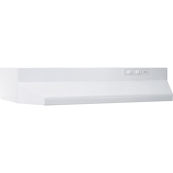 Broan 403001 ADA Capable Under-Cabinet Range Hood 30-Inch White