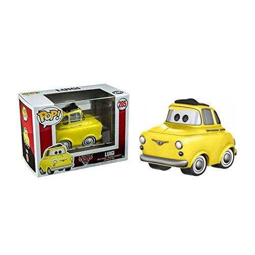 Exclusive Disney Pixar Cars - Funko Pop! Disney Pixar Cars 3 Luigi WM Exclusive 285