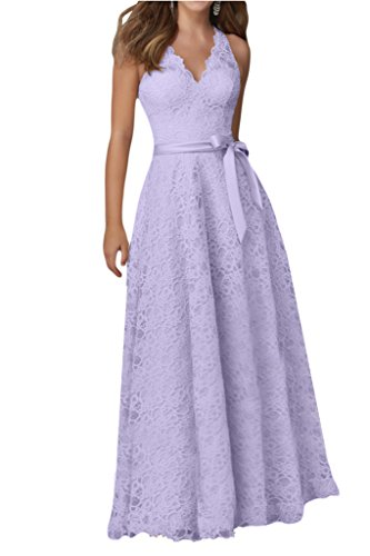 Promgirl House - Robe - Trapèze - Femme -  violet - 34