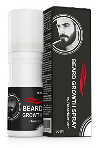 Beard Growth Spray Solution Perfect product image